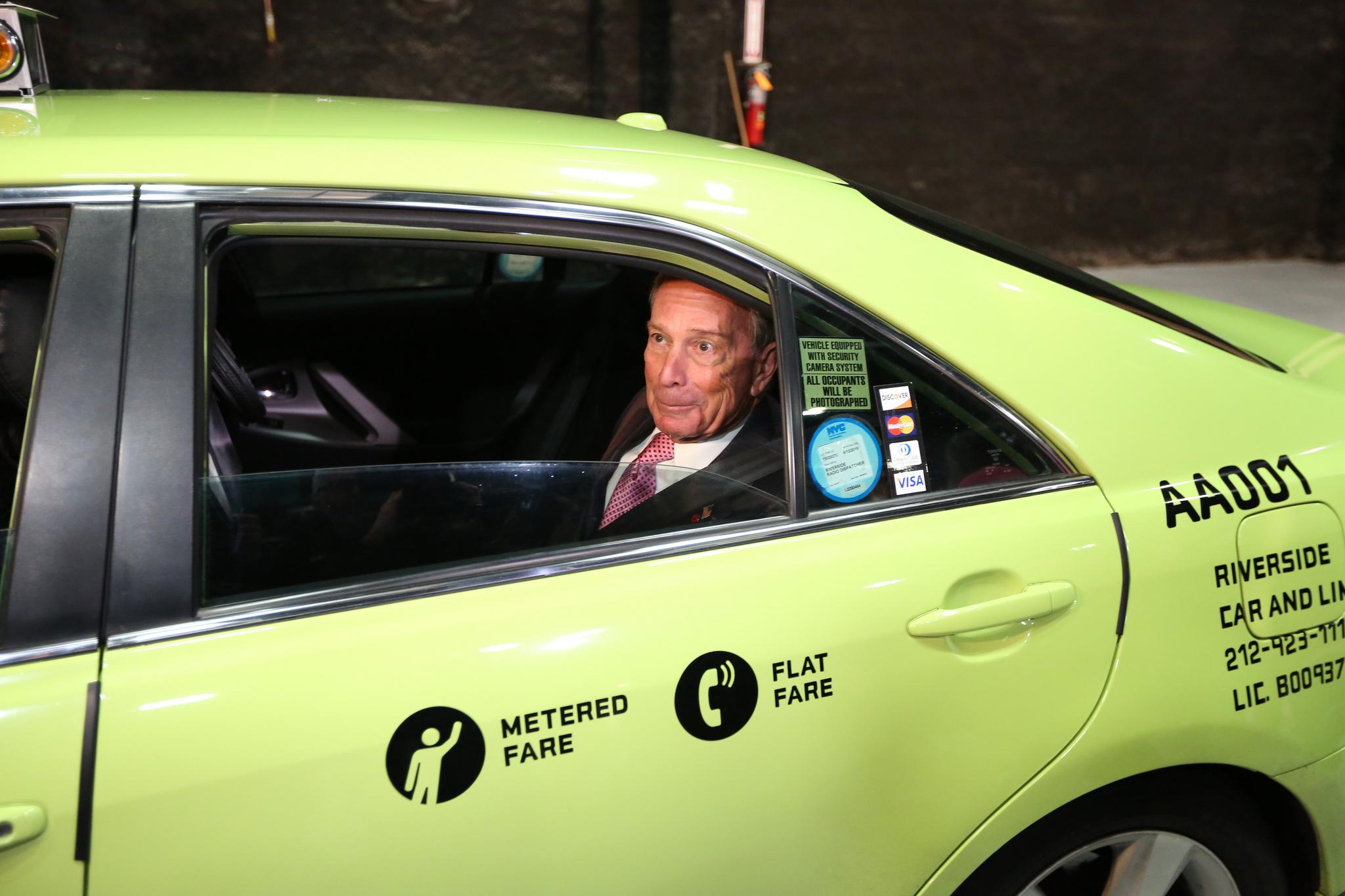 FOILing NYC's *Boro* Taxi Trip Data – Chris Whong